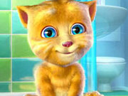 Игра Говорящий кот Том 5: Говорящий котёнок