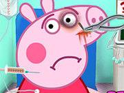 Игра Свинка Пеппа в больнице