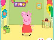 Игра Свинка Пеппа: одевалка