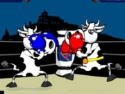 Игра Супер корова: Бокс