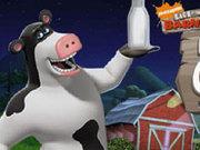 Игра Рога и копыта: Сбор молока