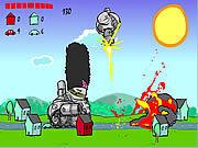 Игра Танк - Разрушитель