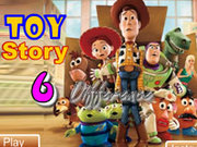 Игра История игрушек: Найди отличия