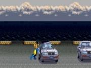 Игра Росомаха ломает машины