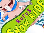 Игра Ким 5 с плюсом: Руфус на сноуборде