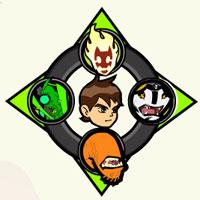 Игра Аниме приключения: Бен 10 в джунглях