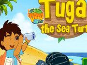 Игра Диего и черепаха