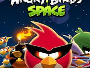 Игра Злые Птицы в Космосе