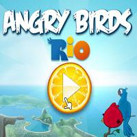 Игра Angry Birds Rio (Злые Птицы Рио)