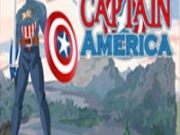 Игра Одень Капитана Америку