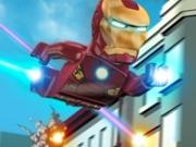 Игра Лего: Железный человек 4