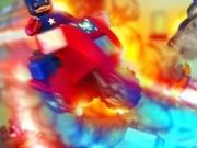 Игра Лего Капитан Америка: Опасная погоня