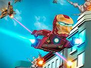 Игра Железный Человек 3 Лего