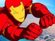 Игра Тренировка Железного Человека