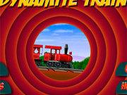 Игра Взрывать поезда
