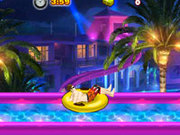 Игра Кизи: водные аттракционы