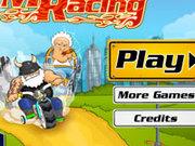 Игра Кизи: больные гонщики