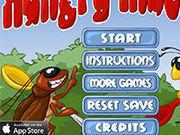 Игра Логические: голодные насекомые