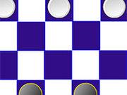 Игра Простые шашки