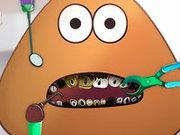 Игра Пу у дантиста
