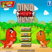 Игра Динозавры на двоих