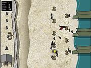 Игра Нападение на пляже