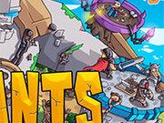 Игра Гномы против гигантов