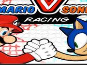 Игра Сега Марио против Соника