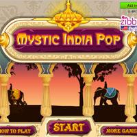 Игра Зума волшебные индийские шарики