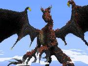 Игра Драконы майнкрафт