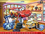 Игра Die Zahlen - die Cars zu finden