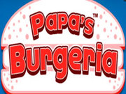 Игра Папа Луи гамбургеры