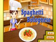 Игра Папа Луи спагетти