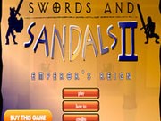 Игра Мечи и сандали: гладиаторские бои