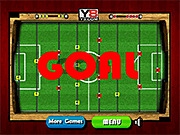 Игра Настольный футбол. 3D