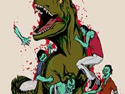 Игра Динозавры и метеоры