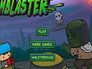 Игра Пожарник против зомби