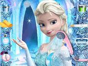 Игра Холодное сердце - молодость для Эльзы