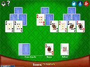 Игра Пасьянс - Трипекс
