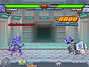 Игра Борьба поединка робота