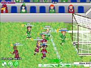 Игра Фантастический футбол Спартанские искры