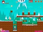 Игра Elsa замороженное приключение королевства