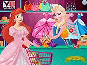 Игра Магазин моды Elsa