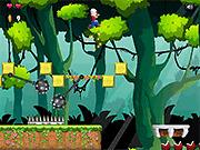 Игра Mario in the jungle
