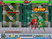 Игра Борьба Поединка Robo 2 Ниндзя