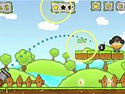 Игра Пираты и Орудия aka Angry Birds