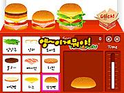Игра Потеха и бургер