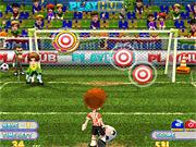 Игра Звезда дворового футбола