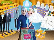 Игра Эльза и Джек идут на свадьбу
