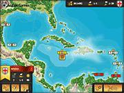Игра Битва под парусами - Карибские Герои